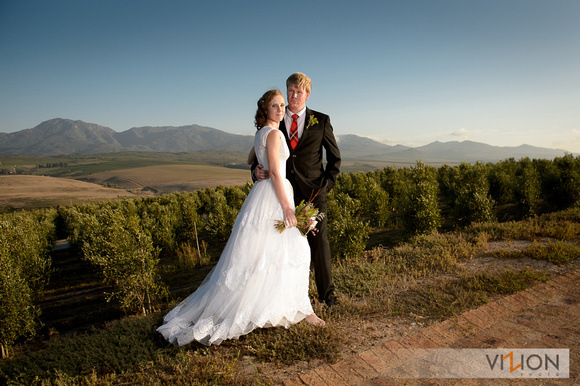Gabrielskloof wedding